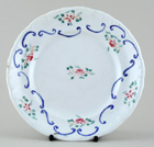 Side or Cheese Plate c1835