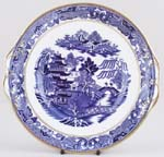 Bread and Butter Plate c1900