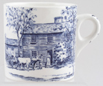 Mug The Fenno House c1970s