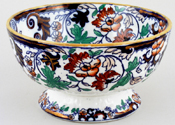 Bowl footed c1910