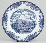 Plate c1970s