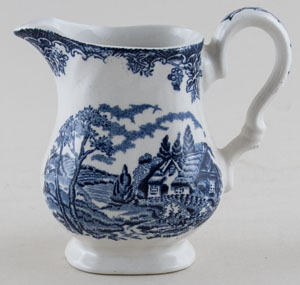 Myott The Brook Jug or Pitcher c1970s