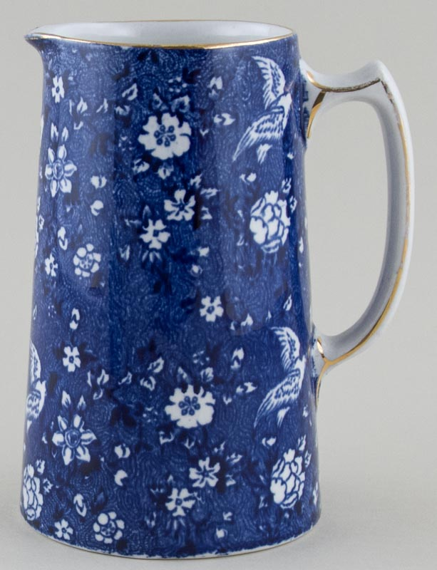 Newport Pottery Chintz Jug or Pitcher c1920s