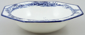 Royal Doulton Norfolk Bowl octagonal c1930s