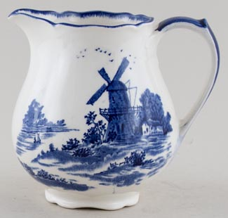 Royal Doulton Norfolk Jug or Pitcher c1950s