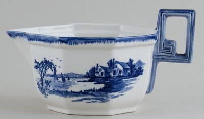 Royal Doulton Norfolk Sauce Boat c1930s