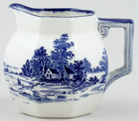 Royal Doulton Norfolk Jug or Pitcher c1930s