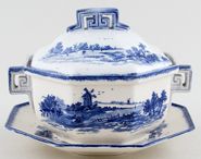 Royal Doulton Norfolk Sauce Tureen c1932