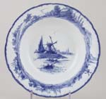 Soup or Pasta Plate c1896