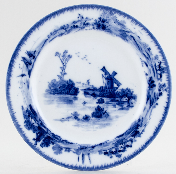 Royal Doulton Norfolk Plate c 1915