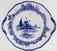 Royal Doulton Norfolk Bread and Butter Plate c1950s