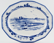 Royal Doulton Norfolk Meat Dish or Platter c1938