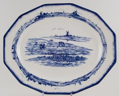 Royal Doulton Norfolk Meat Dish or Platter c1929