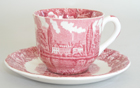 Cup and Saucer c1950s