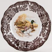 Plate c1960s or 1970s