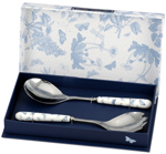 Portmeirion Botanic Blue Salad Servers