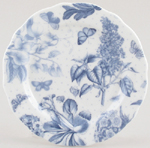 Portmeirion Botanic Blue Tea Plate
