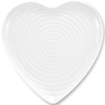 Side or Cheese Plate heart