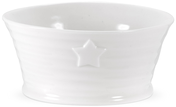 Portmeirion Sophie Conran White Bowl star