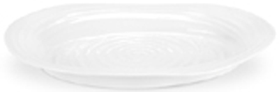 Portmeirion Sophie Conran White Meat Dish or Platter oval medium