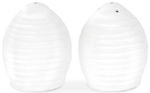 Portmeirion Sophie Conran White Salt and Pepper Pots or Shakers