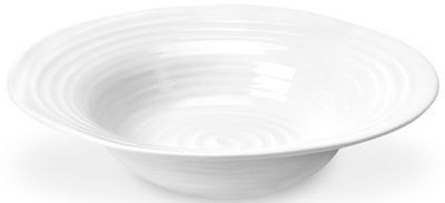 Portmeirion Sophie Conran White Salad or Serving Bowl