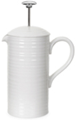 Portmeirion Sophie Conran White Cafetiere