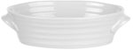 Portmeirion Sophie Conran White Dish oval mini