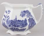Pountney River Thames Series Jug or Pitcher Marlow c1960s