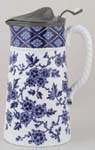 Jug or Pitcher Hot Water c1875
