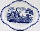 Toy Meat Dish or Platter c1903