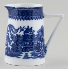 Robinson Mandarin Jug or Pitcher c1900