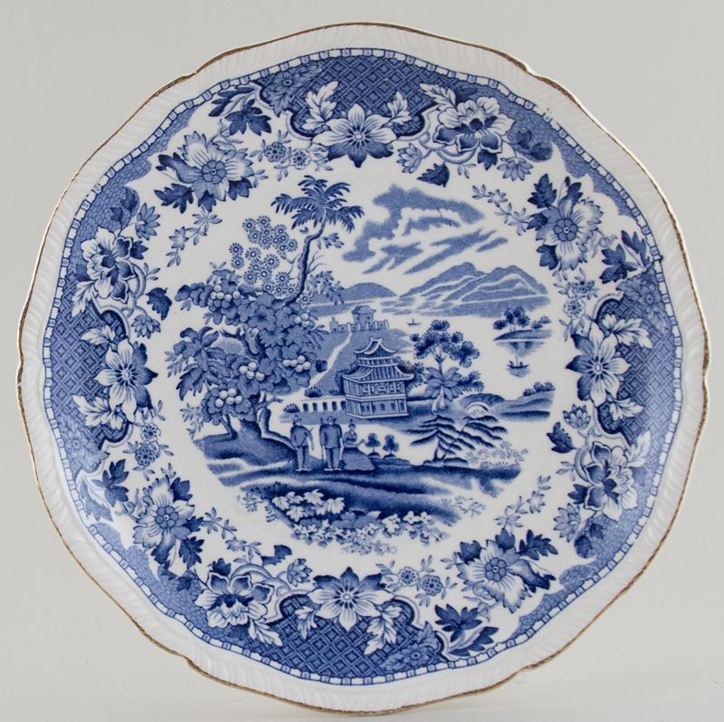 Woods Seaforth Bread and Butter Plate c1930s