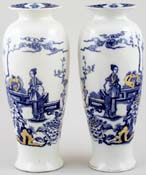 Vases pair of c1915