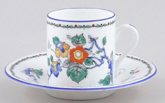 Coffee Can and Saucer c1930s