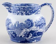 Spode Italian Jug or Pitcher c1982