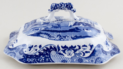 Spode Italian Soup Tureen Cover c2000