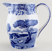 Spode Italian Jug or Pitcher Liverpool c2003
