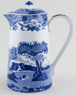 Spode Italian Hot Water Jug c2002