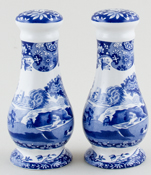Spode Italian Salt and Pepper Pots or Shakers c2002