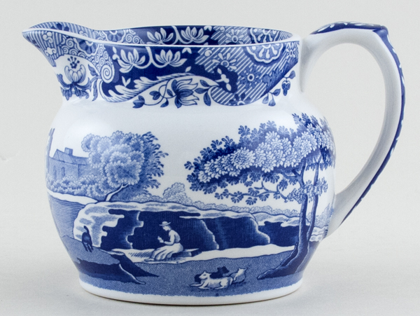 Spode Italian Jug or Pitcher c2000