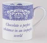 Mug large Chocolate a Perfect