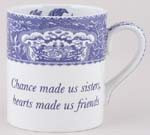 Mug large Chance Made us Sisters