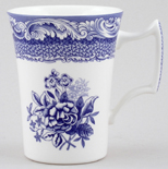 Spode Blue Room Mug Byron Groups