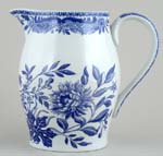 Jug or Pitcher Liverpool Jasmine