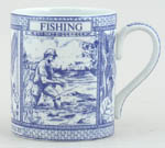 Mug large Fisherman