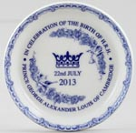 Commemorative Tray round