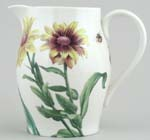 Spode Floral Haven colour Jug or Pitcher Liverpool