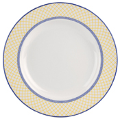Spode Giallo Dinner Plate