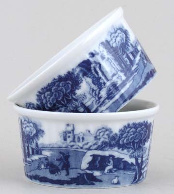 Spode Italian Ramekins Set of Two ovenproof